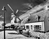 old windmill by HPR Photography