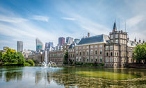 The parliament in the Hague von Erik Mugira