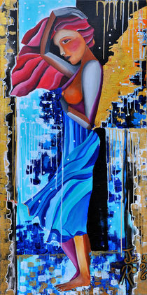 Engel im Sturm by Jeanett Rotter