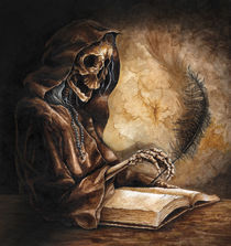 Scribe by Rebecca Magar