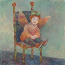 Verträumter Engel by Nicola Klemz