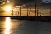 Sailing boats von Azzurra Di Pietro