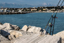Dock with view by Azzurra Di Pietro