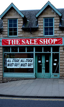 the sale shop by k-h.foerster _______                            port fO= lio