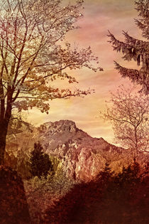 herbst in den bergen - fall in mountains by augenwerk