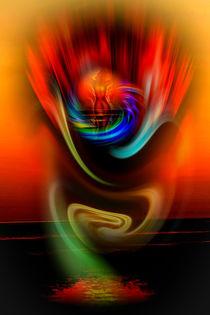 Himmlische Erscheinung 4 von Walter Zettl