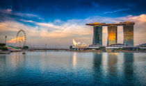 Singapur by Andreas  Mally