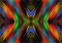 Abstract Design by Vincent J. Newman