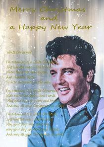 Elvis - Merry Christmas von Chris Berger
