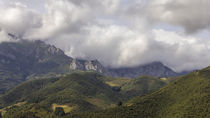 Clouds over picos by Nicolai Golsner