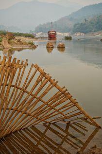 Am Mekong von Bruno Schmidiger