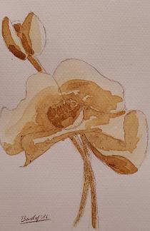 Coffee Flowers III von art-gallery-bendorf