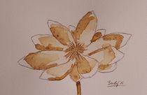 Coffee Flowers IX von art-gallery-bendorf