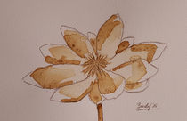 Coffee Flowers IX by art-gallery-bendorf