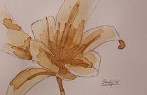 Coffee Flowers XVII by art-gallery-bendorf