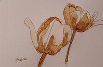 Coffee Flowers XVIII by art-gallery-bendorf