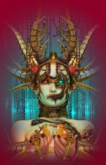 Cyborg Fairytale by majorgaine