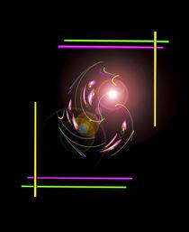 Licht und Energie ist Magie 4 von Walter Zettl