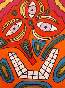 Freaky Face III by art-gallery-bendorf