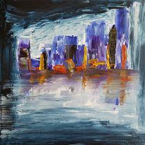 Skyline Abstrakt VII by art-gallery-bendorf