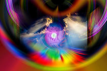 Himmlische Erscheinung 5 von Walter Zettl