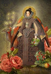 Elizabethan Angel von Helen K. Passey