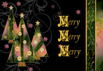 Merry, Merry, Merry Christmas by Helen K. Passey