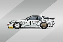 P 924 Carrera GTP/GTR Le Mans (1981) by monkeycrisisonmars
