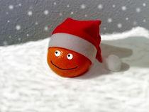 kleine Weihnachtsorange von Zarahzeta ®