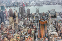 Manhattan New York City von wamdesign