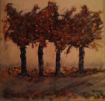 Herbst II von Monika Missy