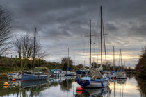Harbour Light by David Tinsley