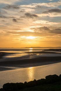 Severn Sundown by David Tinsley