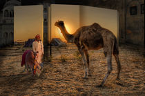 Camel Fair by Peter Hammer