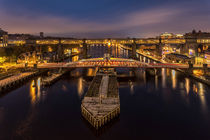 Swing Bridge by David Pringle