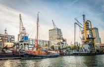 Maritime museum Rotterdam by Erik Mugira