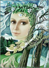 Russische Flora von Konstantin Beider