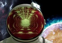 Retro-astronaut
