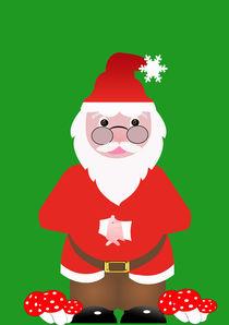 Santa Claus by lescapricesdefilles