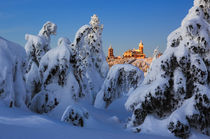 Winter am Fichtelberghaus by moqui