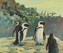 Cape-penguins-iii-ac-on-board-24x20in-x