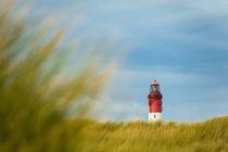 Leuchtturm in Wittdün auf der Insel Amrum by Rico Ködder