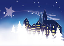 Weihnachten by E. Axel  Wolf
