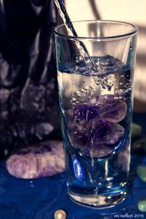 Steinglas-Wasser von Oliver Betsch