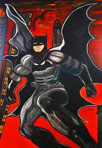 BAT MAN von Nora Shepley