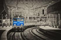 Gdansk Railway blues  by Rob Hawkins