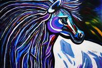 MR BLUE by Nora Shepley