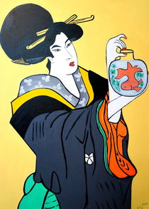 JAPANESE  SUE MING by Nora Shepley