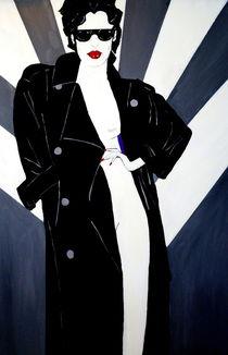 THE  SPY von Nora Shepley