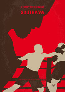 No723-my-southpaw-minimal-movie-poster